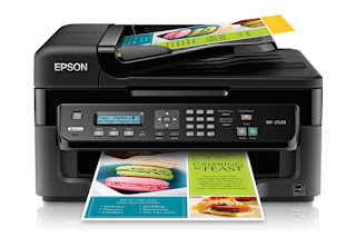 Download Epson WorkForce WF-2520 drivers