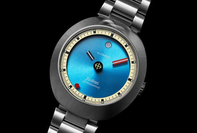 Zodiac Astrographic Automatic Limited Editions ZO6606