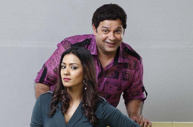Suresh Menon and Barkha Bisht
