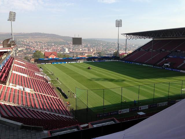 Estadio Dr. Constantin Rădulescu