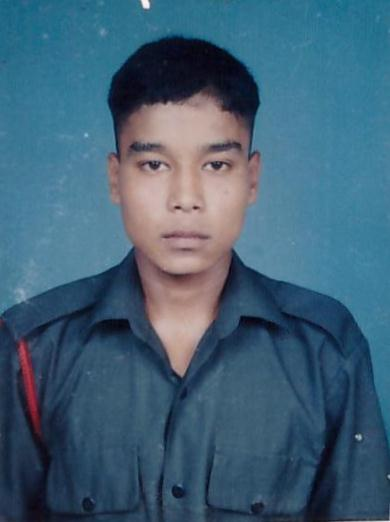 Lance Naik Sandeep Thapa