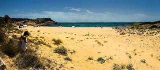 Playa Ingrina Praia Sagres Luz Lagos Algarve