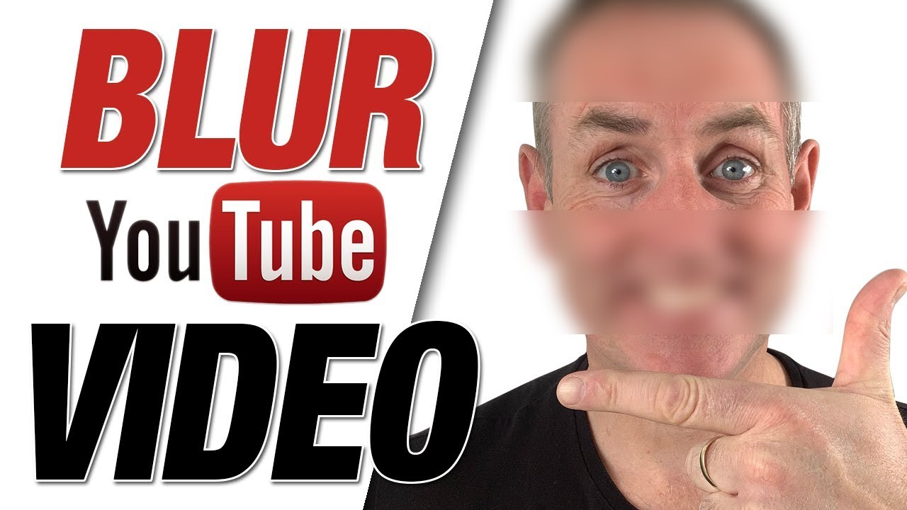 How to Blur Faces on YouTube