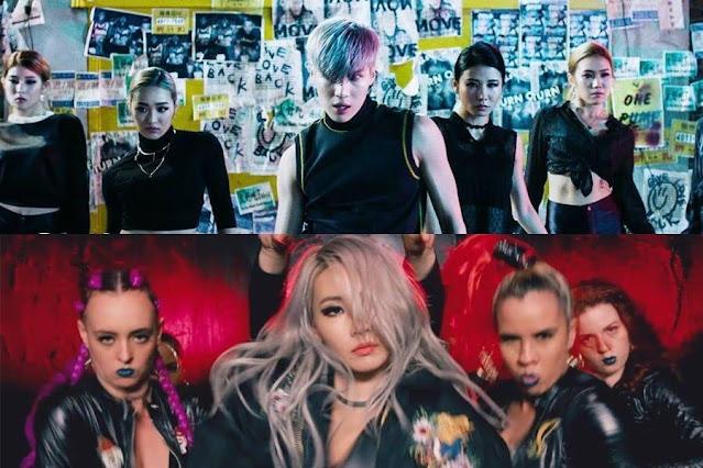 Ateşli AF Olan 13 Boğucu K-Pop Koreografisi