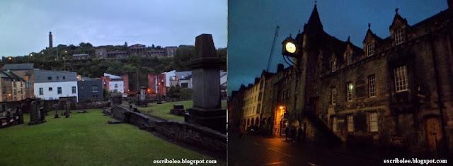 Viaje a Escocia: Edimburgo