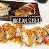 Makan di De'Sushi Jogja