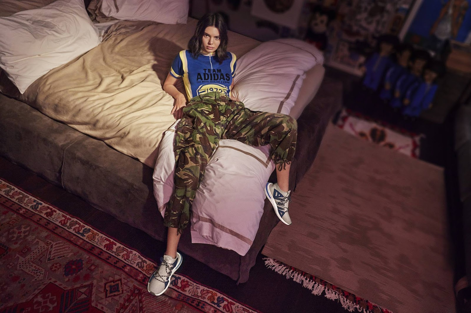 adidas Originals Arkyn Sneaker Campaign ft. Kendall Jenner