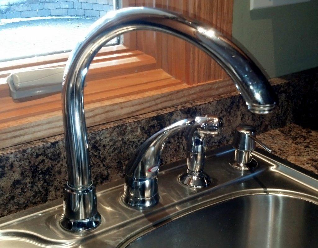 Moen Sink Faucet Repair - Inianwarhadi