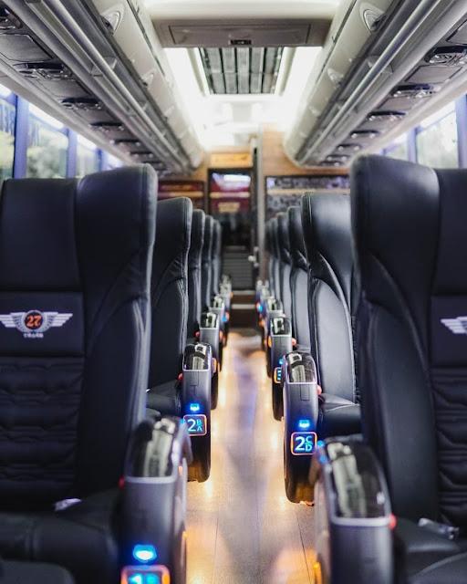Interior bus 27 Trans