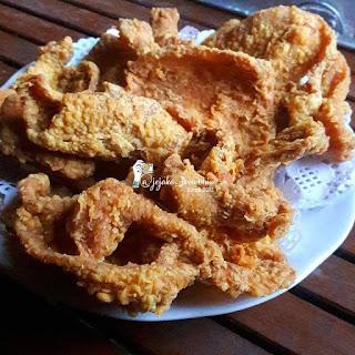 Resepi Kulit Ayam Rangup