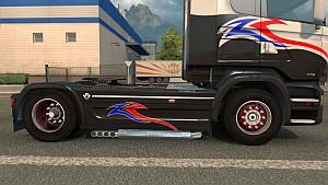 New wheels mod by Alsatian