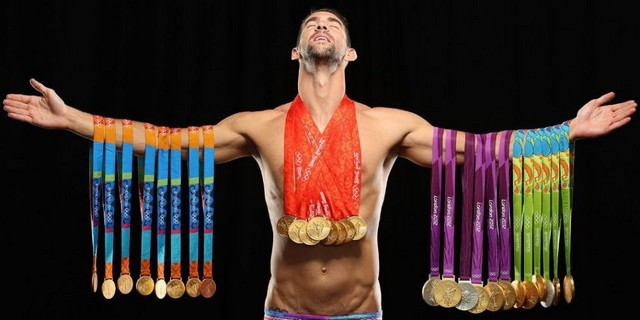Kisah Sukses Michael Phelps, Seorang Hiperaktif Menjadi Sang Juara Renang Dunia