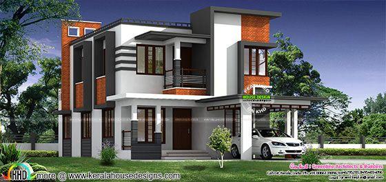 1800 sq-ft nice modern house