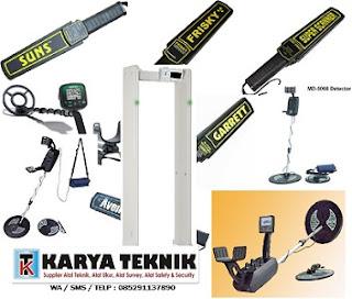 Jual Super Scanner Garrett Metal Detector Terlengkap