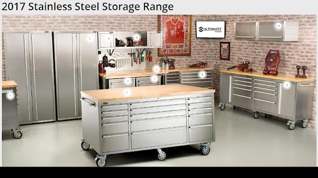 Versatile Garage Storage Solutions