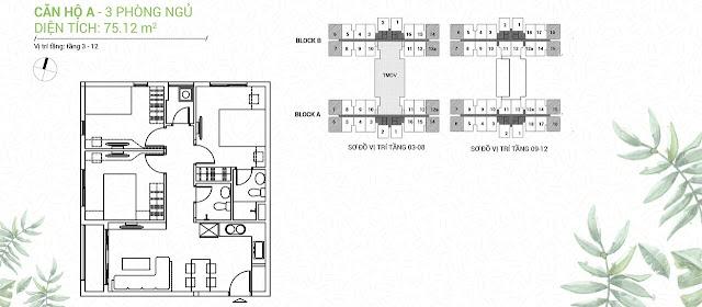 Căn hộ Dream Home Riverside quận 8 mở bán đợt 1 - chỉ 1,1 tỷ/căn 2PN