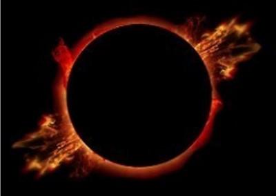 A grande Eclipse solar que acontecerá dia 21 de agosto