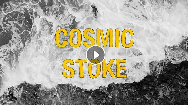 Cosmic Stoke feat Andy Criere
