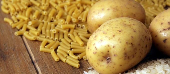 Πατάτες η μακαρόνια? Τι να επιλέξετε αν κάνετε δίαιτα