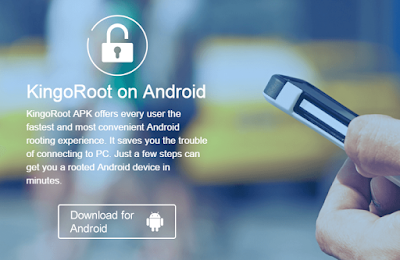 kingoroot root android