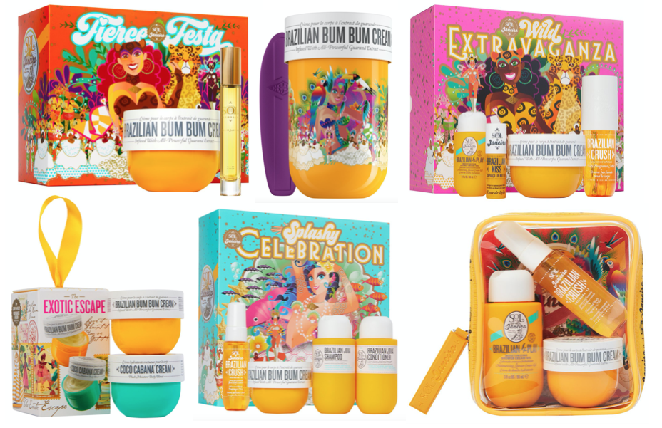 Sol de Janeiro Christmas 2020 Gift Sets & Limited Editions