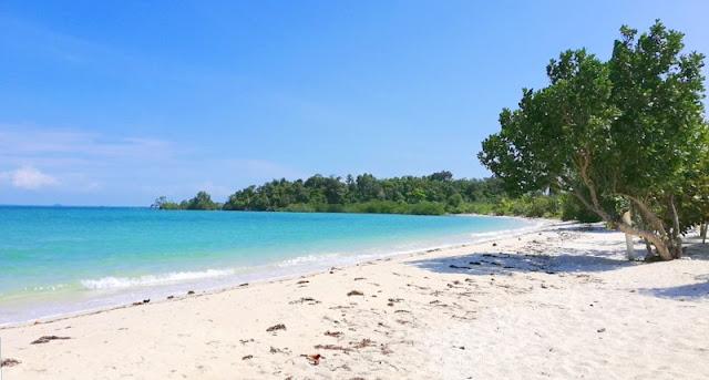 Pulau Dedap Batam