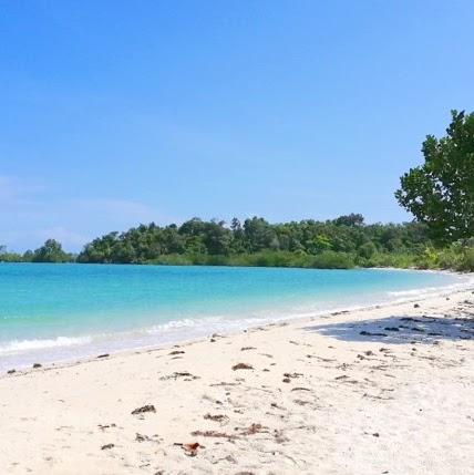 Liburan Seru ke Pulau Dedap Batam
