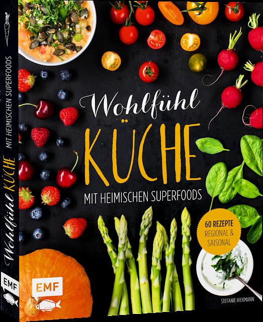 Buchcover Wohlfühlküche