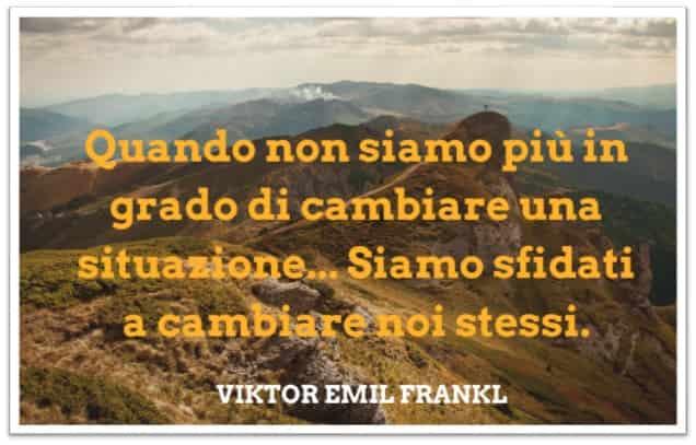 Citazione di Victor Frankl