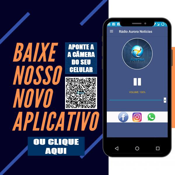 Baixe nosso novo aplicativo
