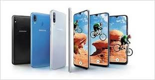 Samsung Galaxy A20s : Design