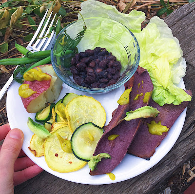 Gluten Free and Vegan Recipe: The Ultimate Snack Plate Dinner