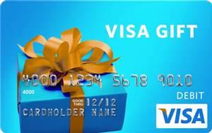 $500 Visa Prepaid Gift Card Sweepstakes
