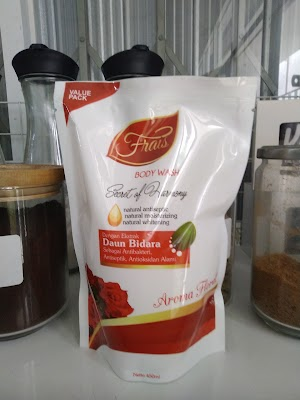 Sabun Bidara Frais Refill 450 ml