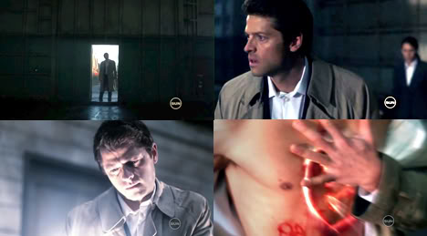 Supernatural Dean Acts Like Dog At Window