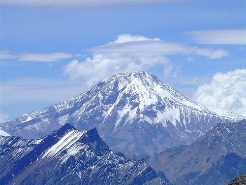 Image result for Volcán Tupungato chile