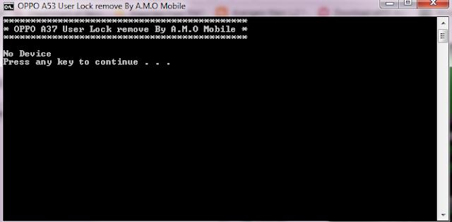 Oppo User Lock Unlocker Tool