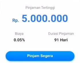 segepok cash apk pinjaman online