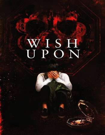 Poster Of Wish Upon 2017 In Hindi Bluray 720P Free Download