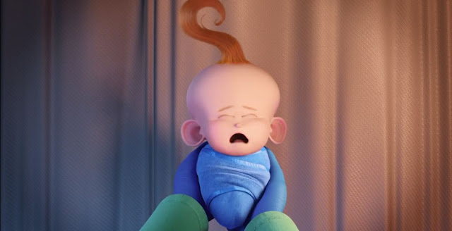 Bayi Dennis setelah lahir