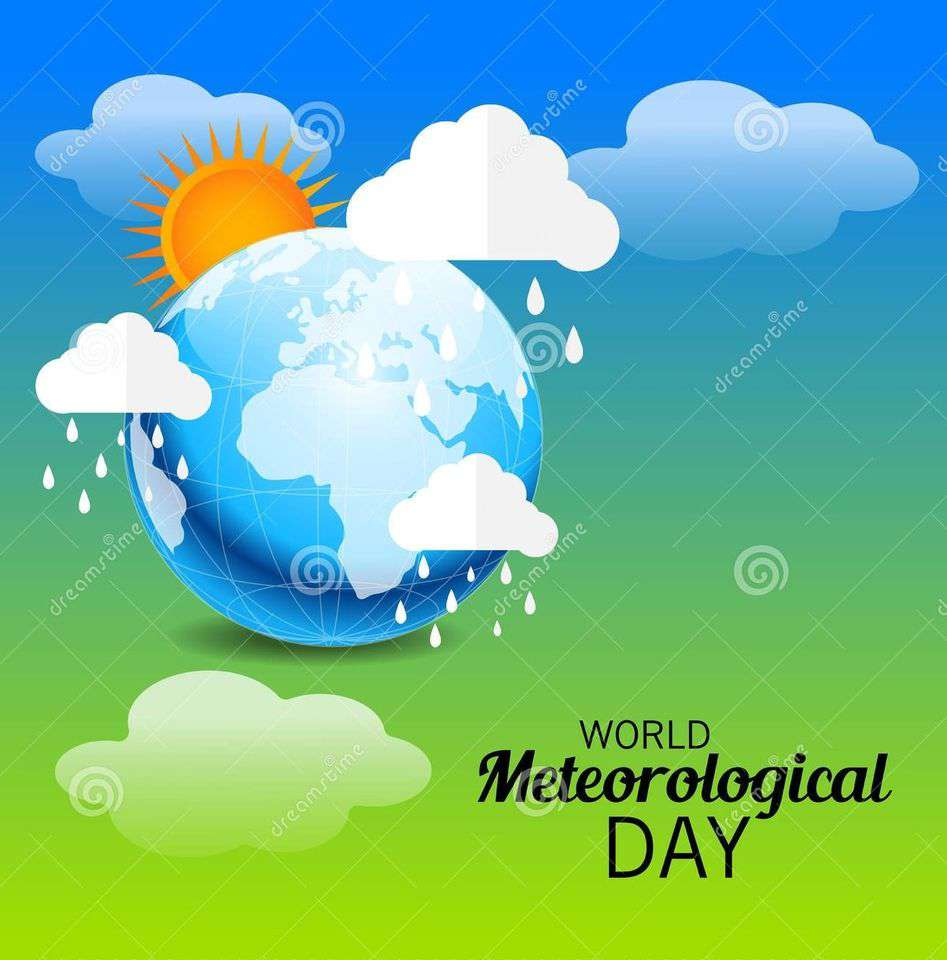 World Meteorological Day Wishes Pics
