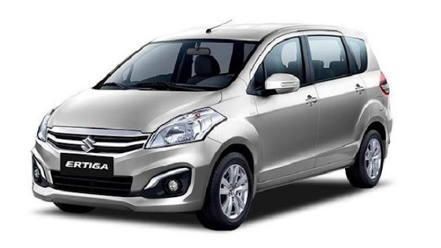 Suzuki Ertiga Mobil Yang Paling Nyaman Untuk Mudik