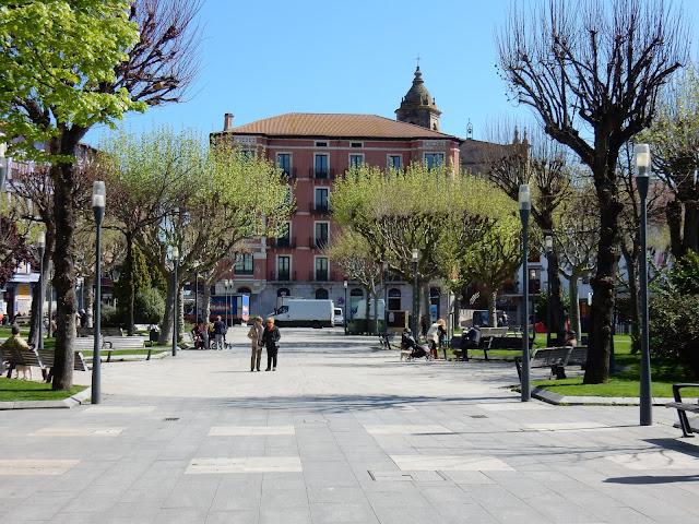 Parque Lamera, Bermeo, Urdaibai, País Vasco, Elisa N, Blog de Viajes, Lifestyle, Travel, Goyenechea, Argentina