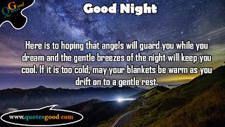 good night inspirational images