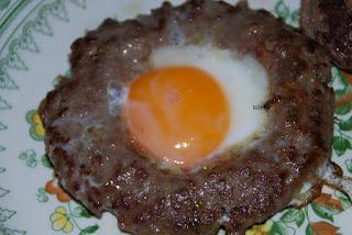 Picadillo con Huevo