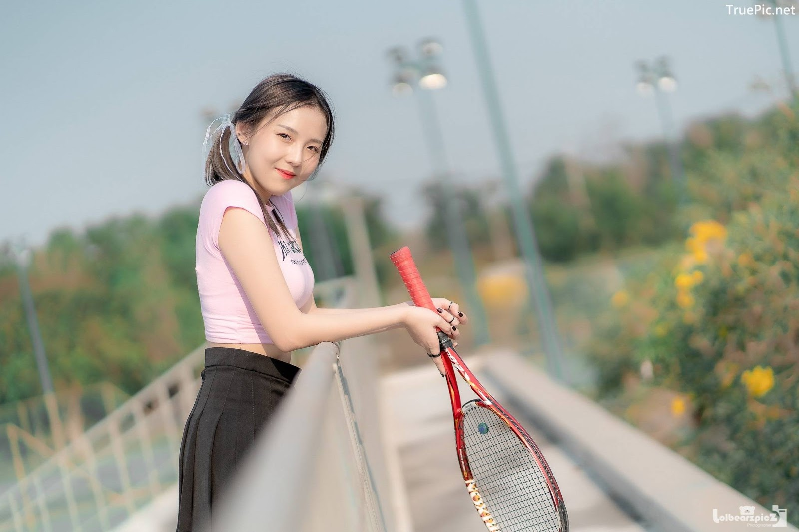 Image Thailand Model - Pattanan Truengjitrarat - Cute Sports Girl - TruePic.net - Picture-7