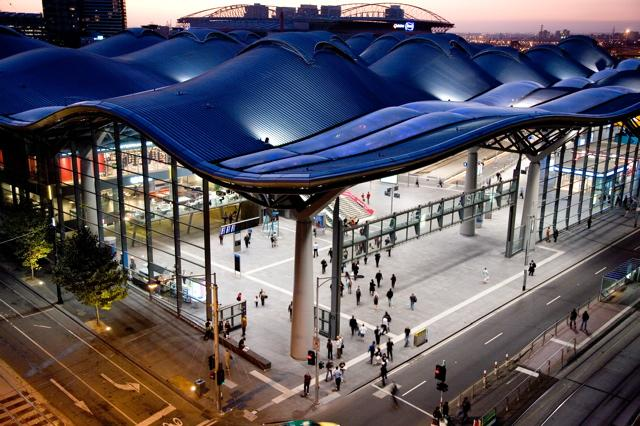 10 Train Stations with the Best Architecture