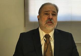 PGR MPF augusto aras pedro bial entrevista ministério público