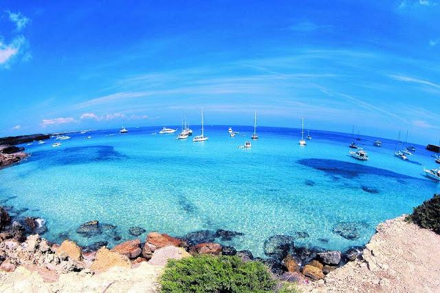 Bate e volta a Formentera