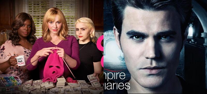 The Vampire Diaries Good Girls